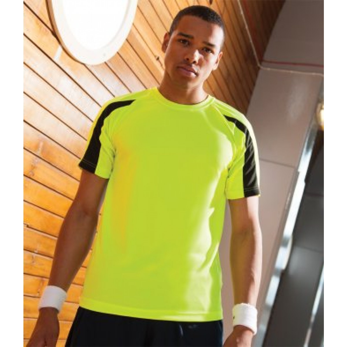 All We Do Is Just Cool T AWDis Mens Sports Training T shirt 40 Colours