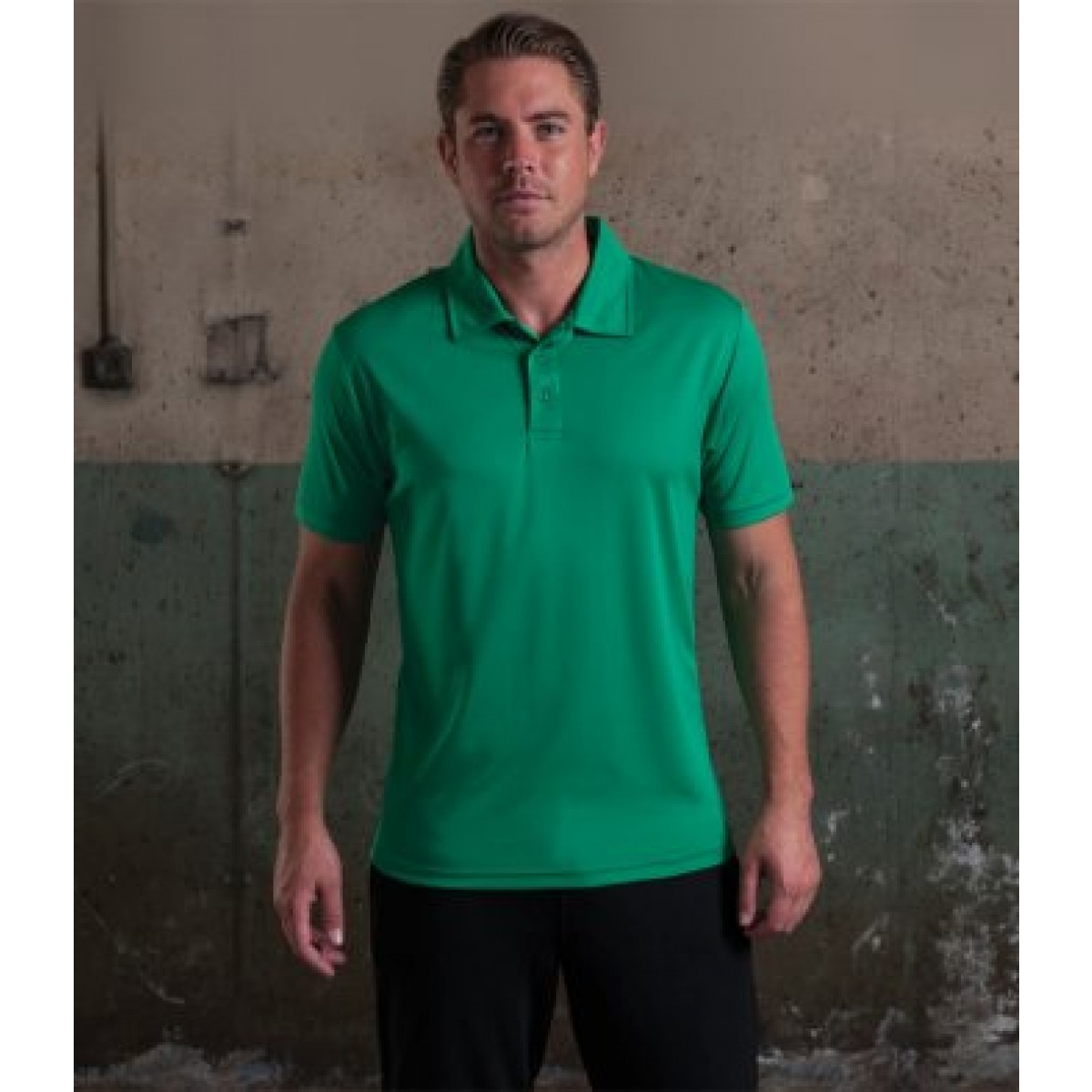 a2f7879e AWDis Cool Personalised Polo Shirts for Embroidery