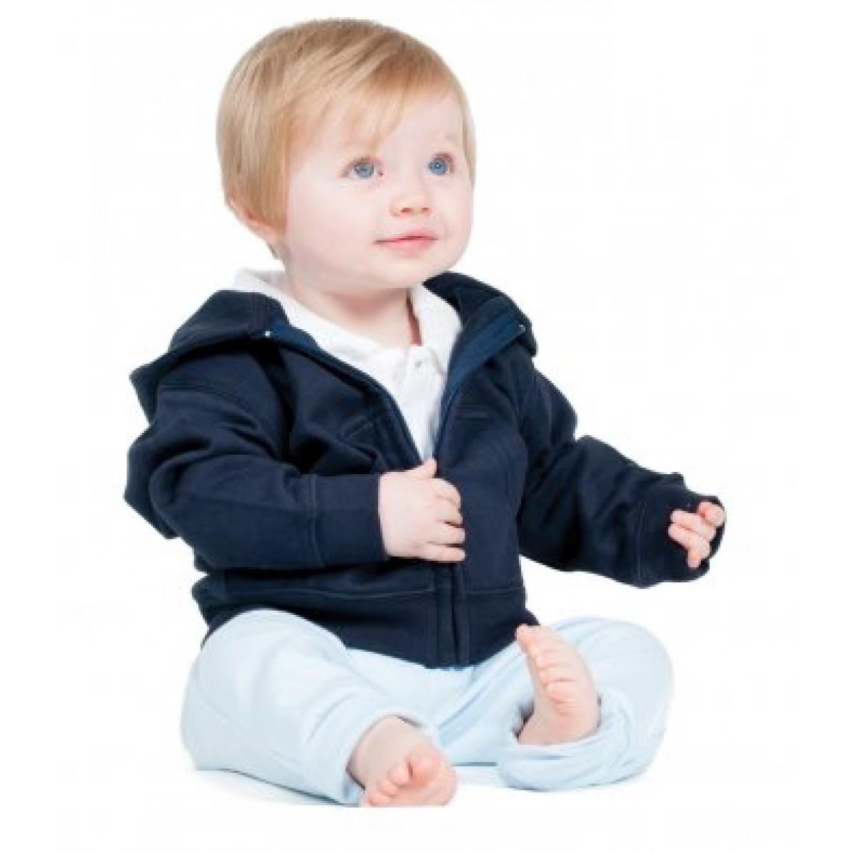 Larkwood Boys Toddler Hooded Sweatshirt
