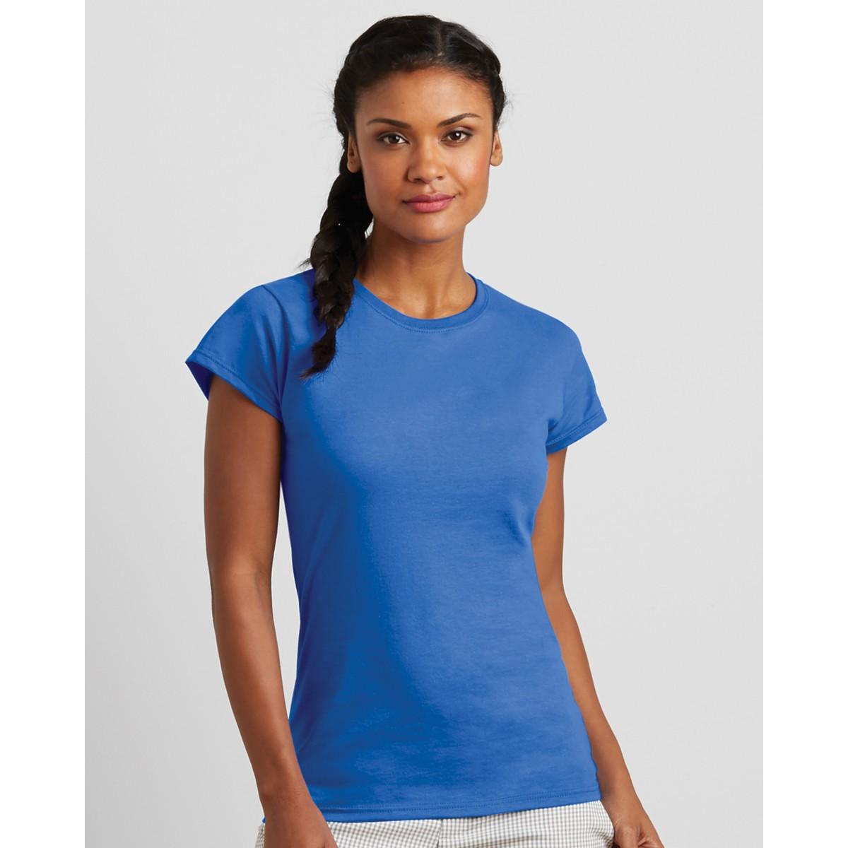 Ladies t shirt printing
