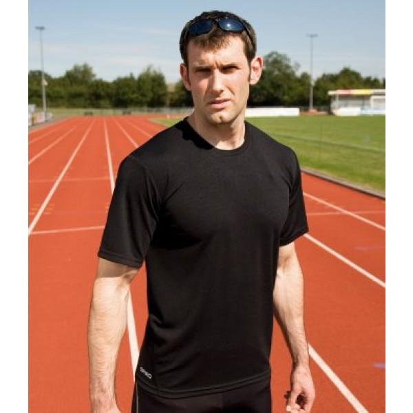 Spiro Men's Performance T-shirts for Custom Printing