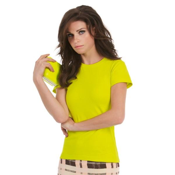 B&C Ladies Exact 190 Custom Shirts