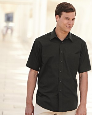 Fruit of the Loom Men's Short Sleeve Custom Workwear Shirts