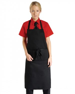 Low Cost Personalised Workwear Aprons with Pocket