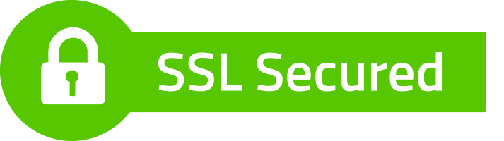 SSL secured shop