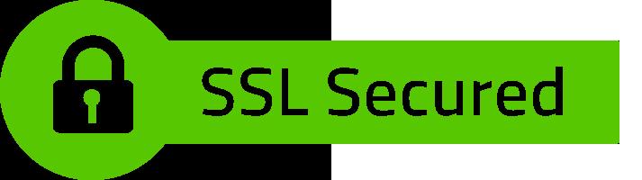SSL secured shop