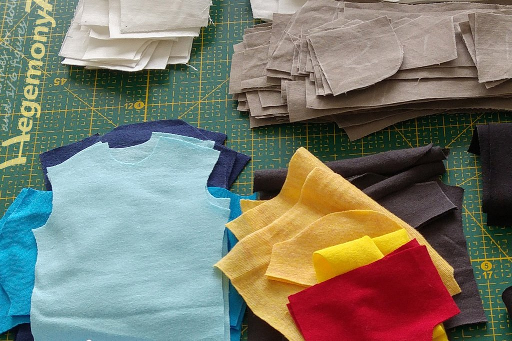 Cut and Sew Custom Clothing Manufacturers - Printsome