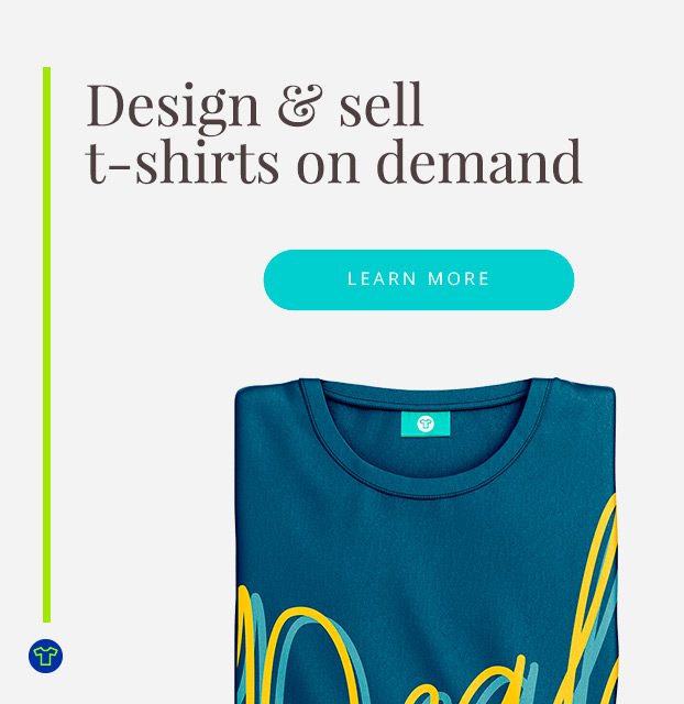 Design your own Tshirts at Printsome shop