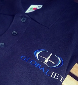 Online Polo Shirt Embroidery Services