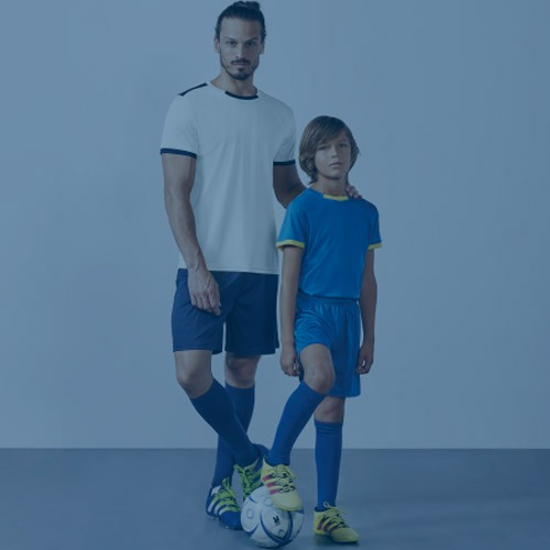 personalised sports uniform for kids and adults