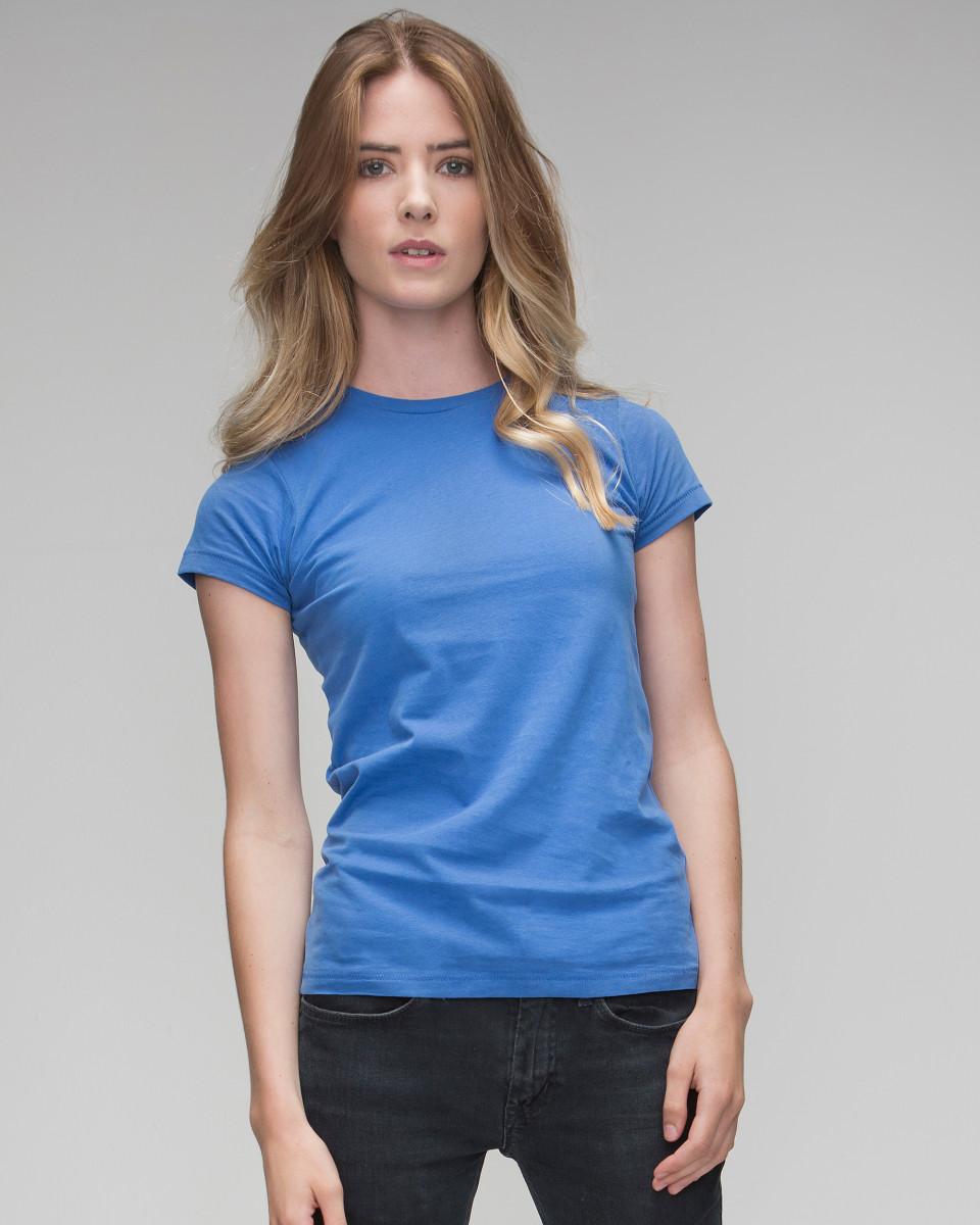 ladies t shirt for custom screen printing