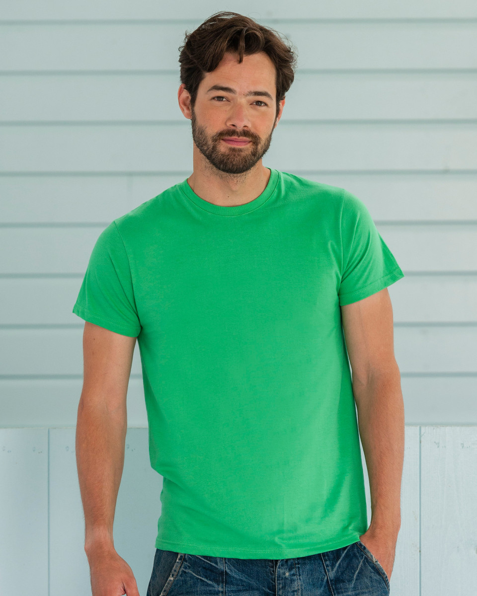 men's shirt for screen printing services