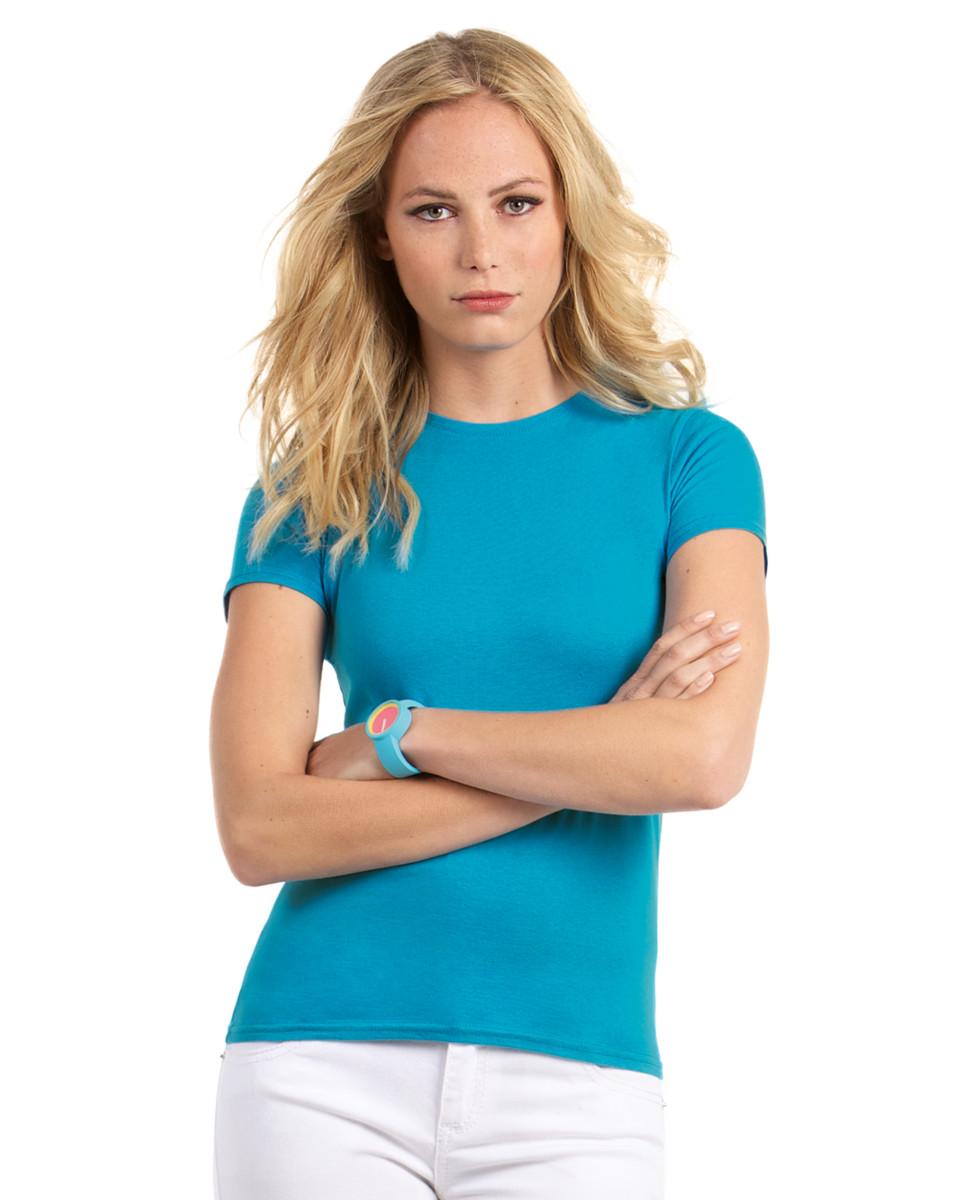 ladies T for digital tshirt printing