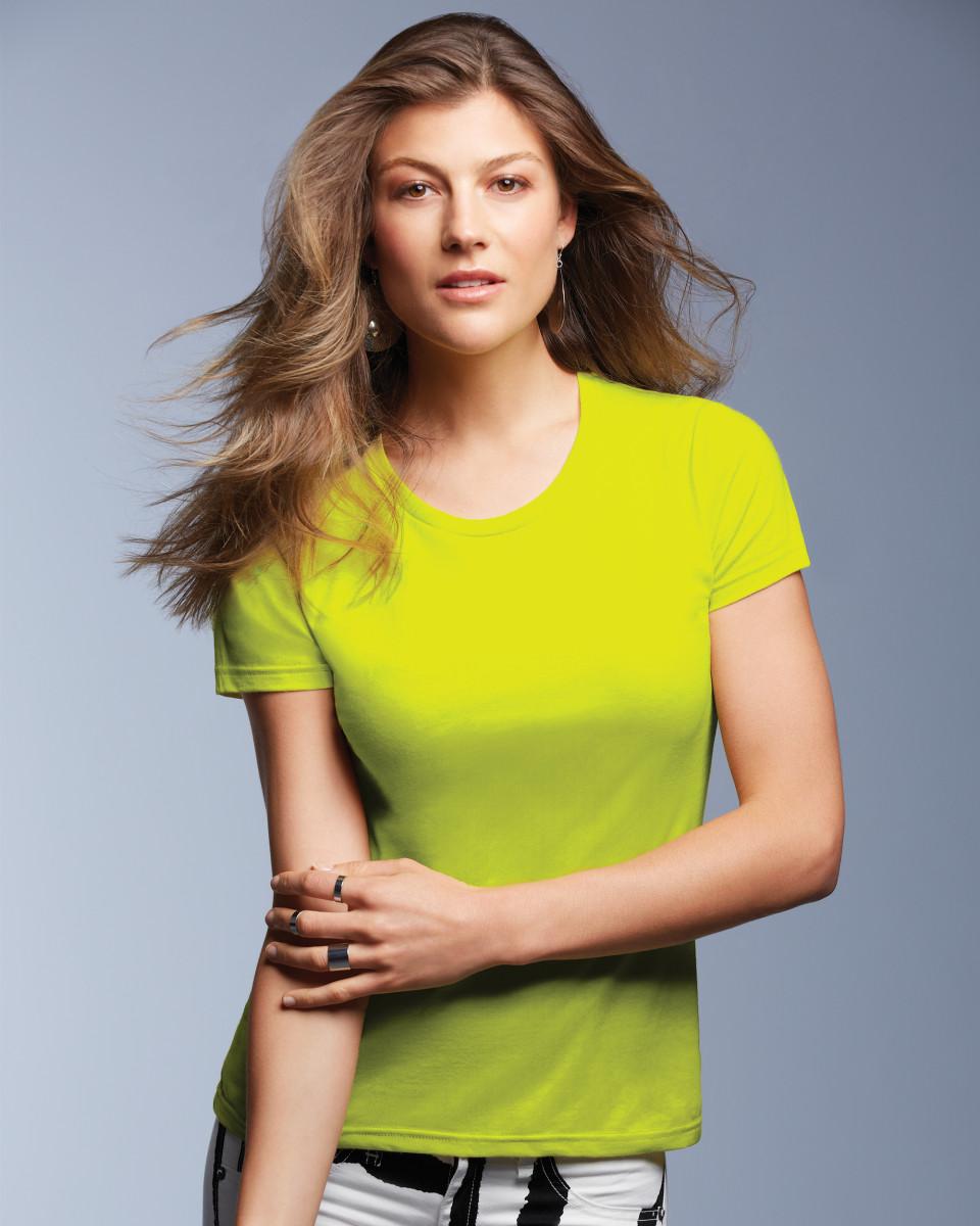 Ladies t shirt for screen printing