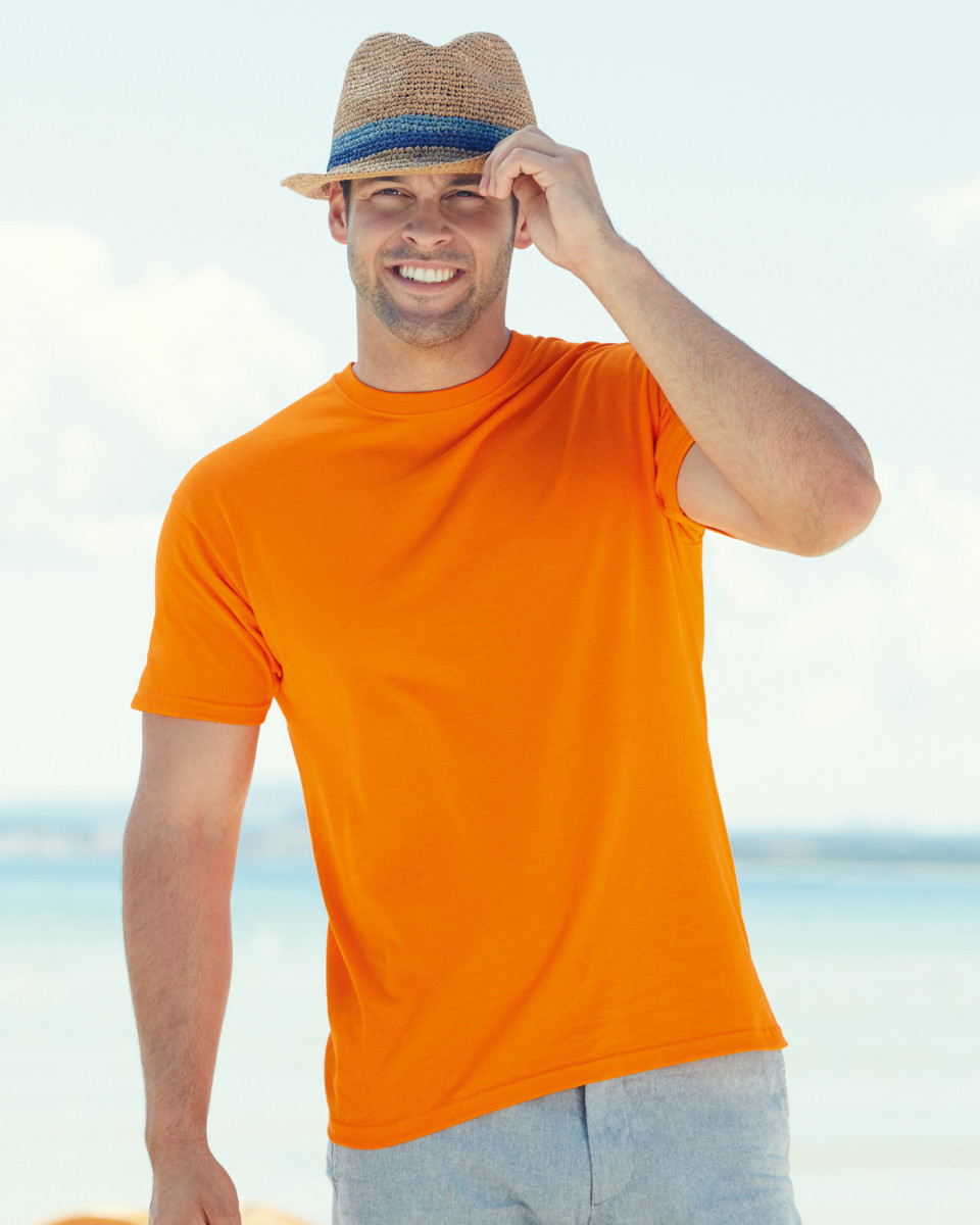 promotional t shirt for bulk printing