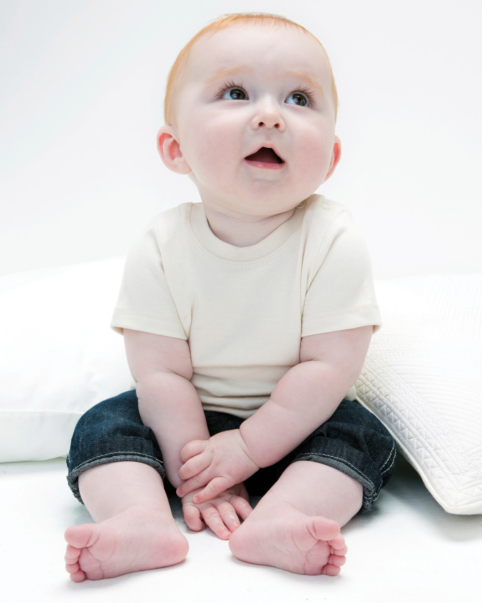 baby t shirt for direct to garment printing